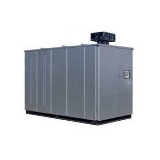 Chiller cu absorbtie pe gaz Yazaki CHK 100 putere racire 352 kW