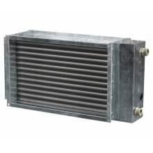 Baterie incalzire rectangulara cu apa Vents NKV 400х200-4