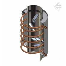 Recuperator de caldura pentru cos de fum Kratki Turbodym W/W-200