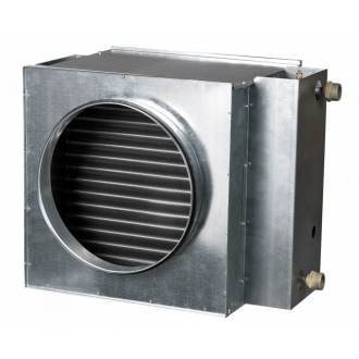 Baterie incalzire circulara cu apa Vents NKV 125-2