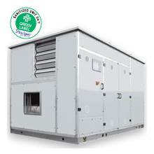 Centrala de ventilatie cu pompa de caldura Sital Klima SPRX 40