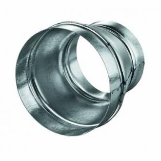 Reductie metalica Ø 125/250 mm