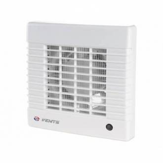 Ventilator Vents cu senzor de umiditate, timer si intrerupator fir Ø100 mm 98 mc/h