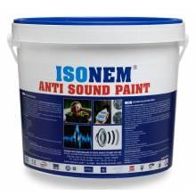 Vopsea lavabila izolatoare fonic ISONEM 5L