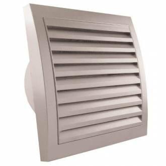 Ventilator inox MMotors cu timer si senzor umiditate Ø100 mm 60 mc/h