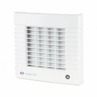 Ventilator Vents cu jaluzele automate, timer, senzor umiditate si intrerupator fir Ø125 mm 185 mc/h