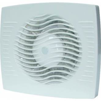 Ventilator baie MMotors standard cu clapeta antiretur Ø100 mm 95 mc/h