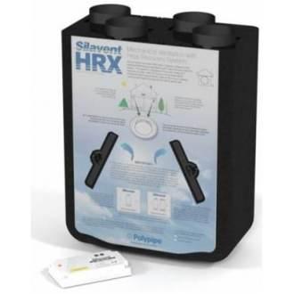 Centrala de ventilatie SILAVENT HRX-FP