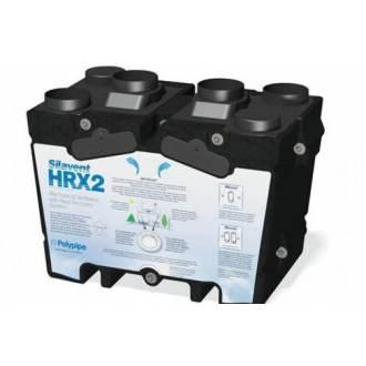 Centrala de ventilatie SILAVENT HRX2-FP